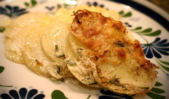 Potato White Chedder