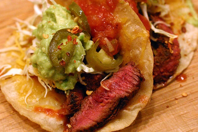 Elk sirloin tacos with pickled jalapeños | Wild Game Recipes ...