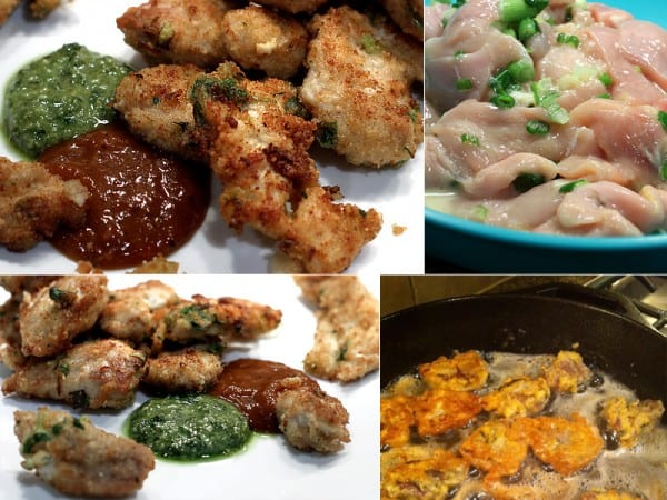 Parmesan Chukar Recipe