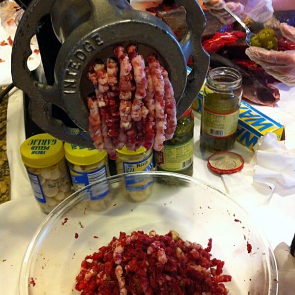 Elk, Venison and Antelope Ground Burger Recipe
