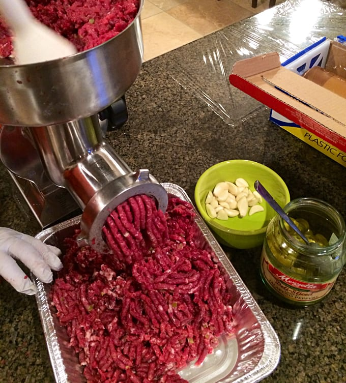 Elk, Venison and Antelope Ground Burger Recipe