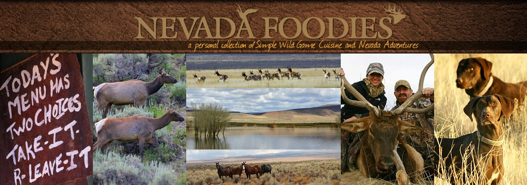 Wild Game Recipes by NevadaFoodies | Elk Recipes, Antelope Recipes, Duck Recipes and more -