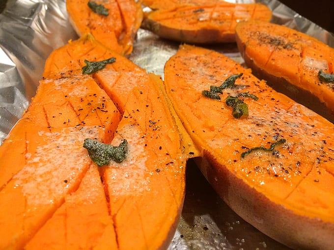 Elk and Roasted Sweet Potatoes Wild Game Recipes NevadaFoodies