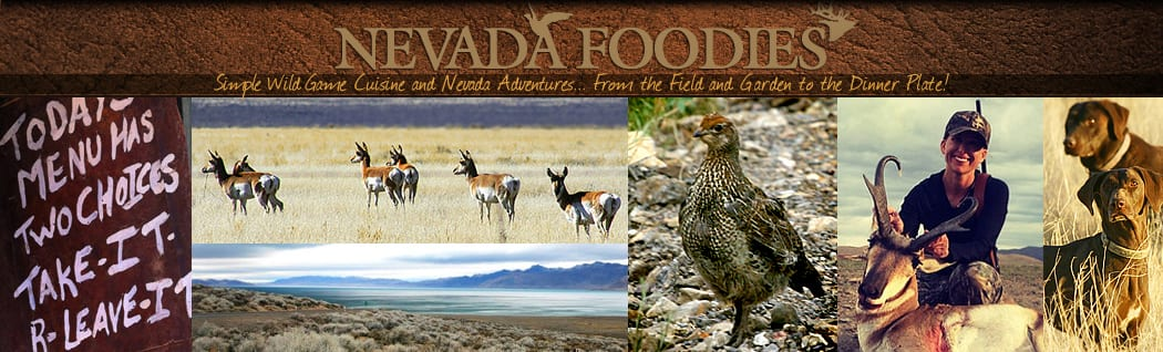 Wild Game Recipes | NevadaFoodies | Elk Recipes, Antelope Recipes, Duck Recipes and more -