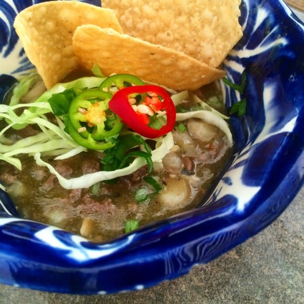 Antelope Mexican Pozole