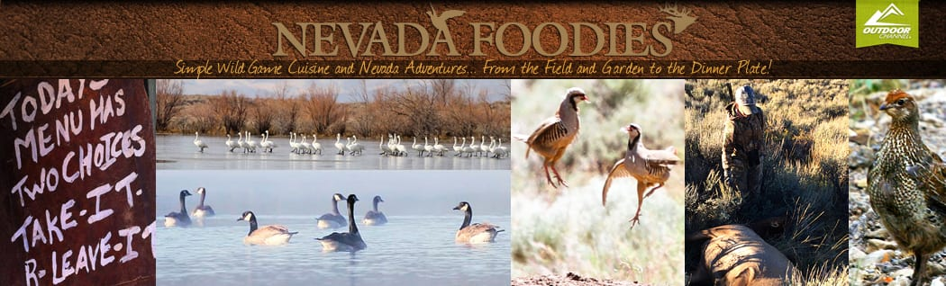 Wild Game Recipes | NevadaFoodies | Elk, Antelope and Venison Recipes -