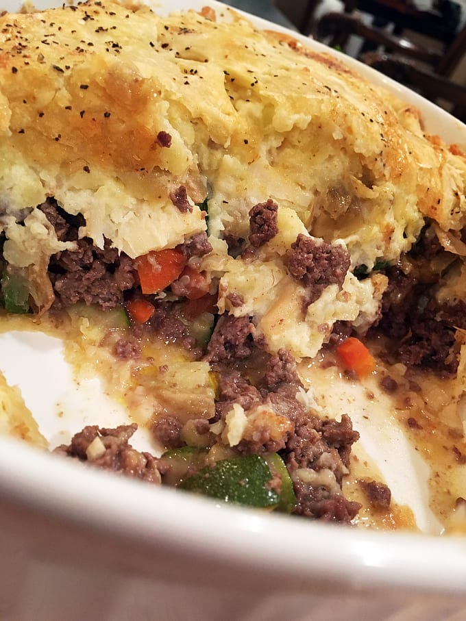 Sheep Meat Pie