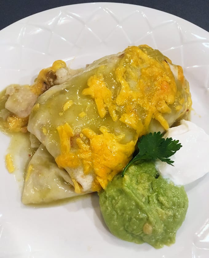 Antelope Wet burritos