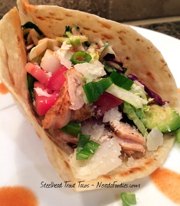 Steelhead Trout Tacos
