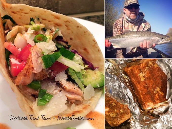 Trout Taco Recipes