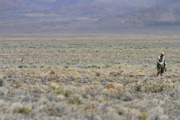 Scouting Nevada