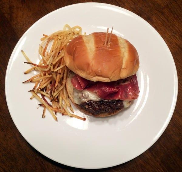 Elk Burger Recipes