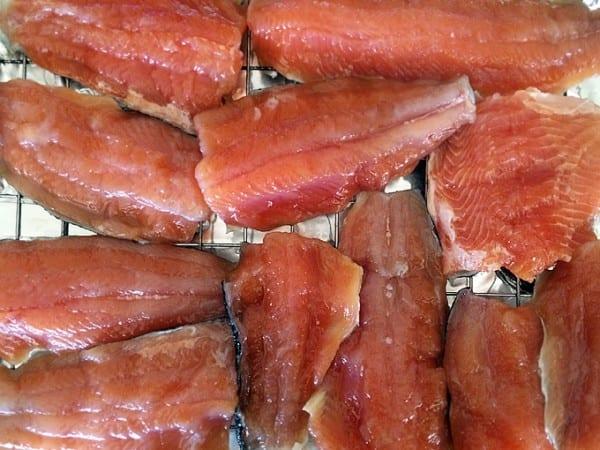 Smoked Rainbow Trout Recipe