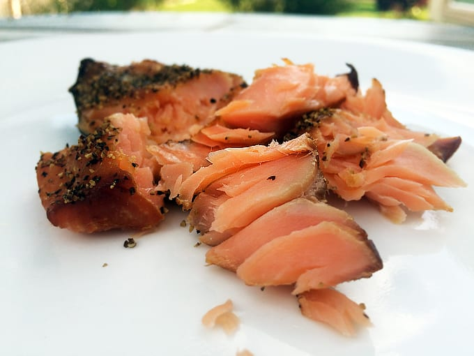 Smoked Rainbow Trout Recipe