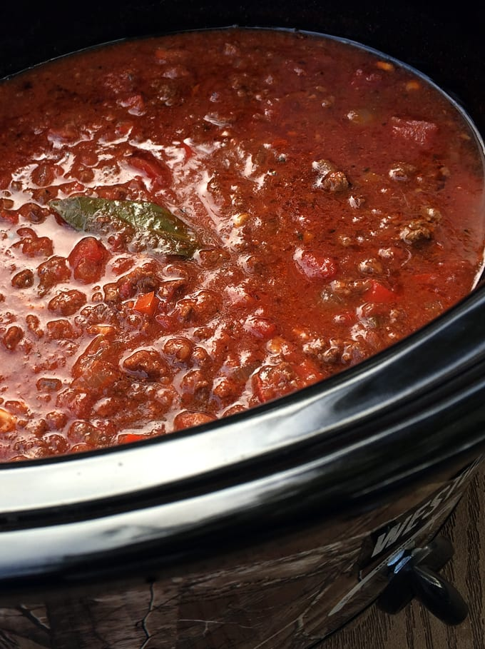 Triple Wild Game Chili