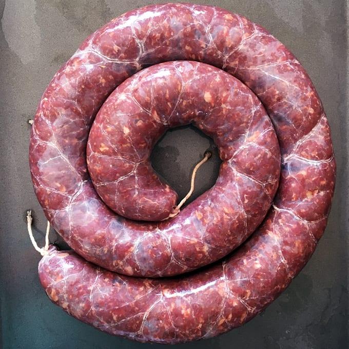 Easy Bear Sausage Recipe