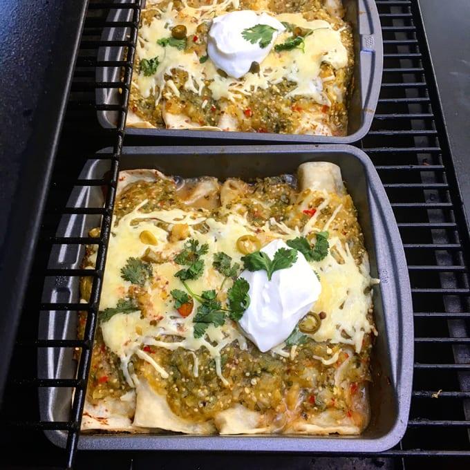 Tomatillo Salsa Verde for Elk, Venison and Pronghorn Dinners